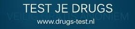 Drugs testen banner